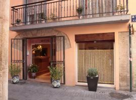 Hostal Antigua Morellana, habitació en una casa particular a València