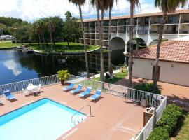 Vista Inn Lake Tarpon, hotel near Bright House Networks Field, Palm Harbor