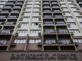 Astron Saint Moritz, hotel in São Bernardo do Campo