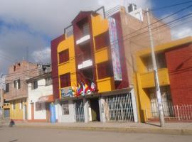 Hostal Apurimak, hostel in Puno