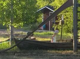 Kökar Havspaviljong Cottages, vacation home in Kökar