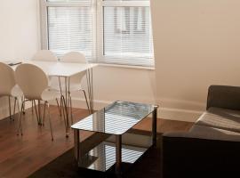 Aberdeen Serviced Apartments: Charlotte street, hotel in Aberdeen
