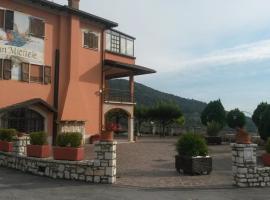 Ristorante Albergo San Michele, hotel a Ome