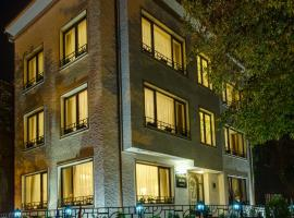 Vila Paris Boutique Hotel, hotel in Bucharest