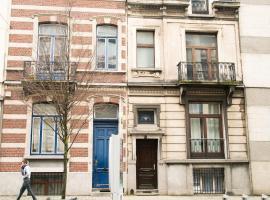 Archimede Guest House, séjour chez l'habitant à Bruxelles