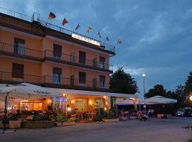 普里瑪惟拉酒店,梅斯特的飯店