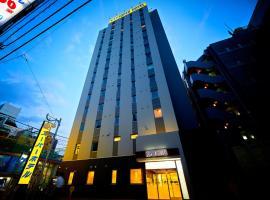 Super Hotel Shinjuku Kabukicho, hotel near Zenryu-ji Temple, Tokyo