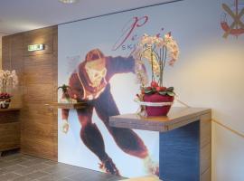 Pepis Skihotel, hotel near Train Station Sankt Anton am Arlberg, Sankt Anton am Arlberg