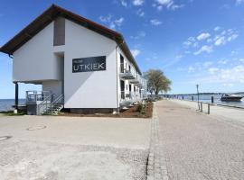Hotel & Restaurant Utkiek, Hotel in Greifswald