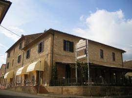 Il Vecchio Mulino, отель в Вольтерре