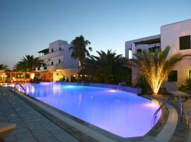 Corali Hotel Beach Front Property, отель в Иосе