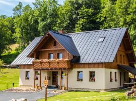 Apartmány Udatný, hotel near Ski Lift Lysá hora, Rokytnice nad Jizerou