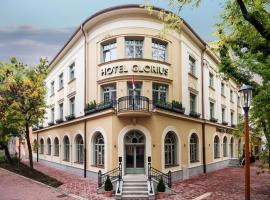 Grand Hotel Glorius Makó, hotel Makón