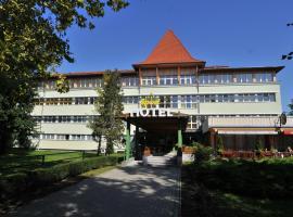 Sport Hotel, hotel Debrecenben
