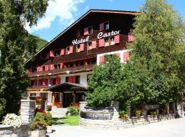Hotel Castor, Hotel in Champoluc