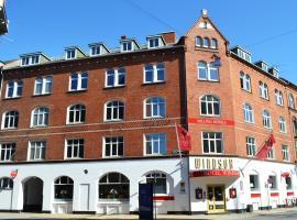 Milling Hotel Windsor, hotel i Odense
