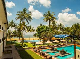 Camelot Beach Hotel, hotell i Negombo