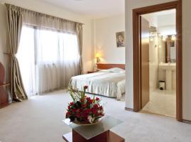 Euro Hotels International, hotel near Gara de Nord Metro Station, Bucharest