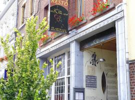 Hotel O Mal Aime, hotel near Waterfalls of Coo, Stavelot