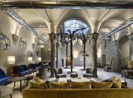 Hotel Garibaldi Blu, отель во Флоренции