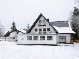 Villa Nordhang, apartment in Winterberg