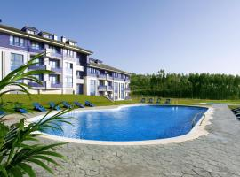 Apartamentos Dunas de Liencres, hotel en Boo de Piélagos