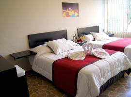 G y V Hotels, hotel in Tegucigalpa
