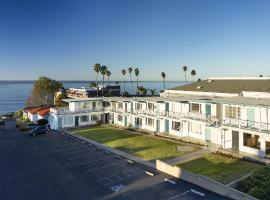 Tides Oceanview Inn and Cottages, motel in Pismo Beach