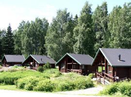 Rastila Camping Helsinki, puhkemajutus Helsingis