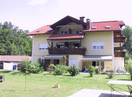 Appartements Habich, Hotel in der Nähe von: Schloss Hornstein, Krumpendorf am Wörthersee