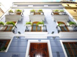 Apartamentos Edificio Palomar, hotel in Valencia