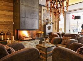 Hotel Piz St. Moritz, hotel in St. Moritz