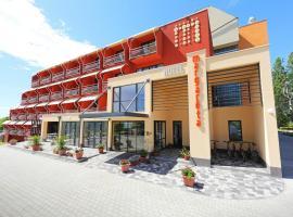 Hotel Margareta, hotel Balatonfüreden