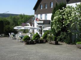 Berghotel Holzerath, hotel near Roesterkopf mountain, Holzerath