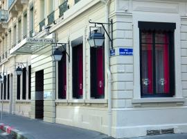 Globe Et Cecil, hotel in Lyon