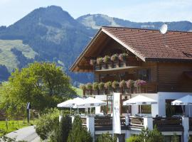 Hotel garni Oberdorfer Stuben, hotel in Obermaiselstein