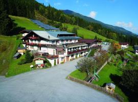 Jugend- und Familienhotel Venedigerhof, hotel in Neukirchen am Großvenediger