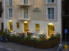 Aromi Piccolo Hotel, hotell i Salò