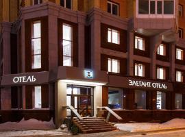 Отель Элегант, отель в Томске