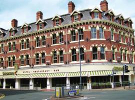 Cosmopolitan Hotel, hotel in Leeds
