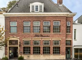 Hotel Bleecker, hotel near Lighthouse IJmuiden, Bloemendaal