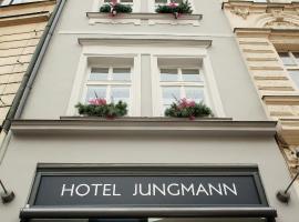 Jungmann Hotel, hotel near Old Town Square, Prague