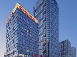 Wanda Realm Changzhou, hotel in Changzhou