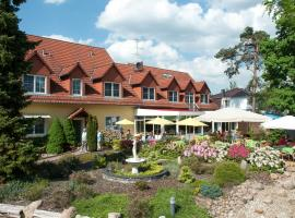 "Hotel ""Am Werl"", hotel in Bad Saarow"