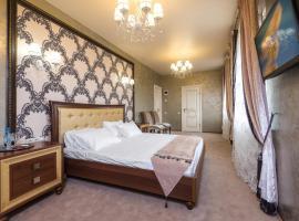 Отель Альвита, отель в Краснодаре