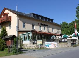 Landgasthof Neue Schänke, Hotel in der Nähe von: Schloss Kuckucksstein, Königstein (Sächsische Schweiz)