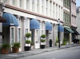 Kings Courtyard Inn, boutique hotel in Charleston