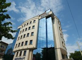 Efir Hotel, hotel in Stara Zagora