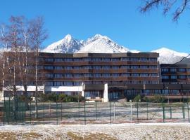 Hotel SOREA HUTNÍK II., hotel in Vysoké Tatry - Tatranská Lomnica