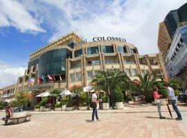 Hotel Colosseo & Spa, hotel in Shkodër
